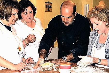 Chef Fabio Bongianni