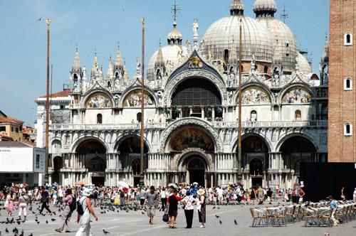 Venezia St. Mark Basilica